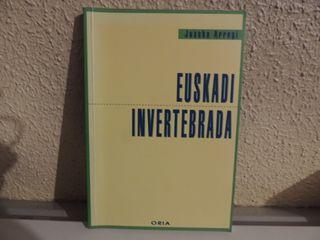Euskadi invertebrada