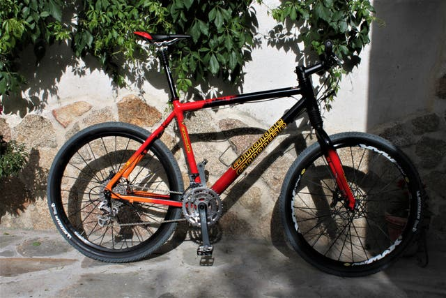 Cannondale F900 Fire Mountain