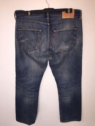 Levis 501 W33 L32 pantalon
