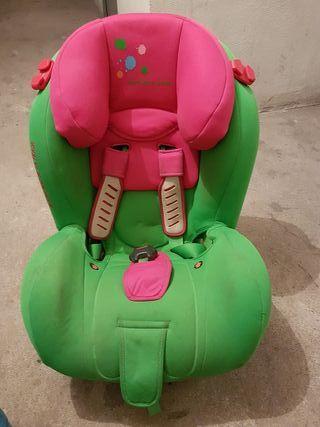 silla de seguridad para coche