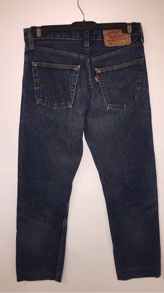 Levis 501 W27 L34 pantalon original.