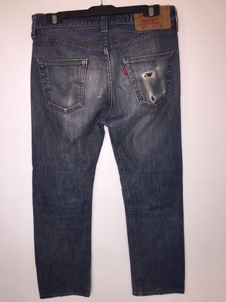 Levis 501 W30 L30 pantalon