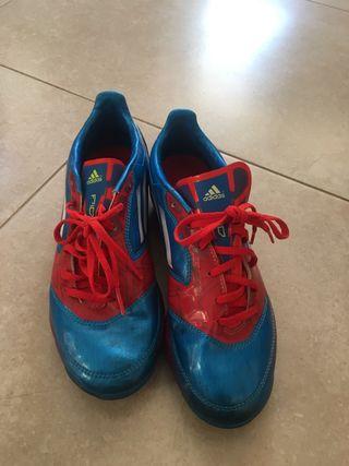 Zapatillas de tacos
