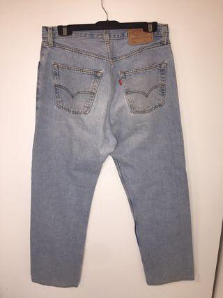 Levis 501 W33 L34 pantalon