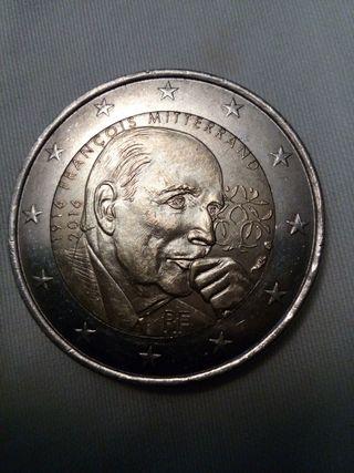 Moneda Francia 2016