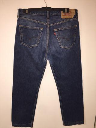 Levis 501 W34 L34 pantalon