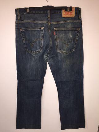Levis 507 W33 L36 pantalon