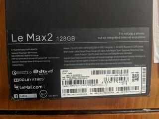 Leeco Lemax 2 x820 128Gb memoria 6Gb ram