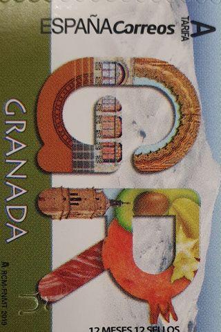 sellos de ciudades españolas