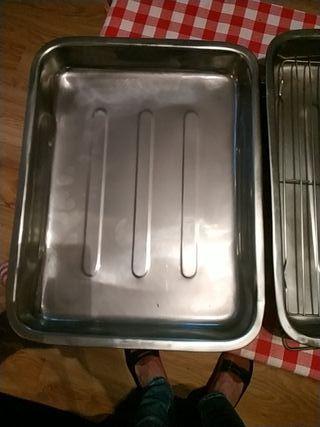 bandejas de horno