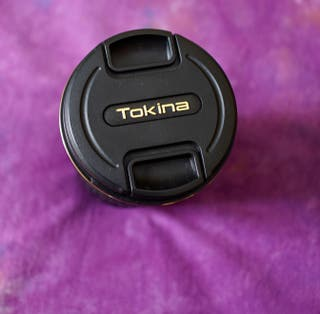 Objetivo gran angular Tokina 12-24 mm para Canon