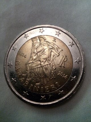 Moneda Italia 2014