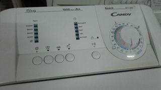 LAVADORA CANDY 5 kg 1000 rpm