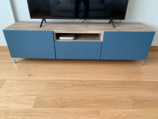 Mueble BESTA IKEA salón PERFECTO