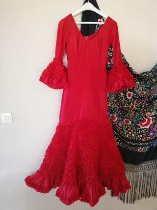 Traje flamenca 180€