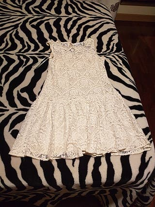vestido de encaje nuevo