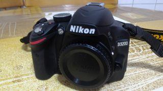 Cámara Reflex Digital NIKON D3200