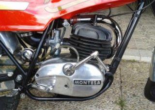 Motor montesa cota 247 primera serie