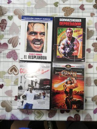 dvd películas originales