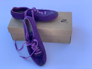 Zapatillas Nike moradas