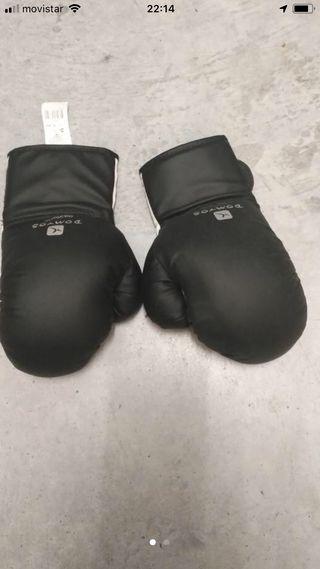 Guantes de boxeo niño