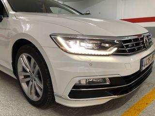 Volkswagen Passat 2016.