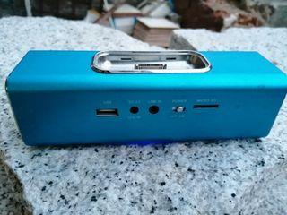 altavoz iPhone