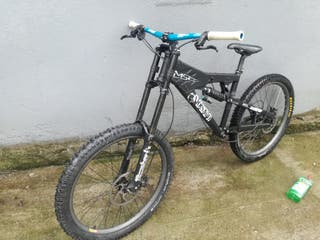 bicicleta descenso freraid