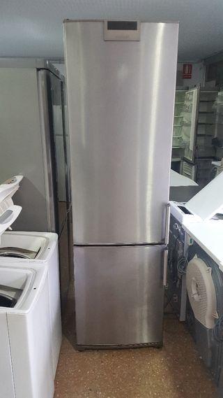 frigorífico siemens inox