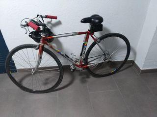 Bicicleta de paseo 14 velocidades