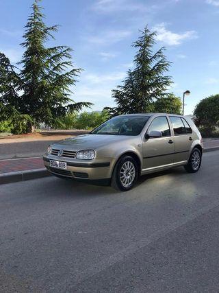 VW Golf IV 4 TDI 1.9 TDI