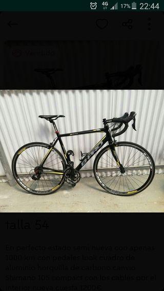 Bici Carretera B-Pro