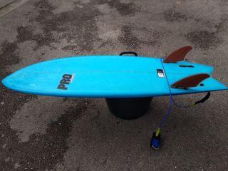 tabla surf twin fin