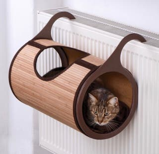 Hamaca radiador para Gatos