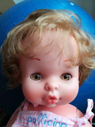 Muñeca Maty de Famosa años 70