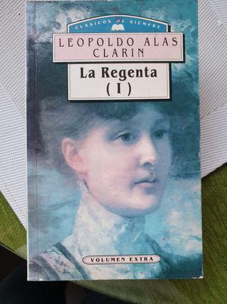 """Clásico Libro """"La Regenta"""""""