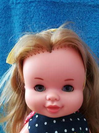 Muñeca Maleni de Famosa años 70