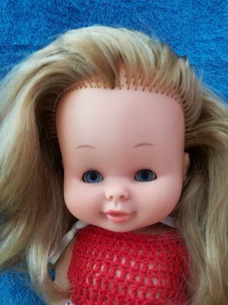 Muñeca Mari Loli de Famosa años 70