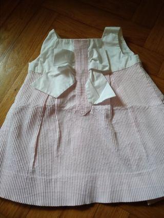 vestido 3-6 meses