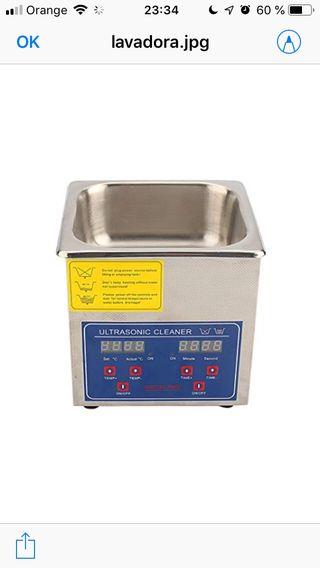 Lavadora ultrasonidos