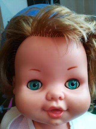 Muñeca Ondina de Famosa años 60.