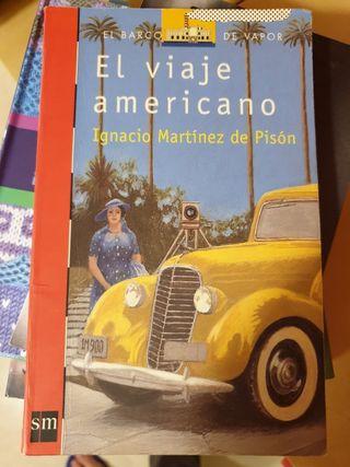 """Libro """"El viaje americano"""""""