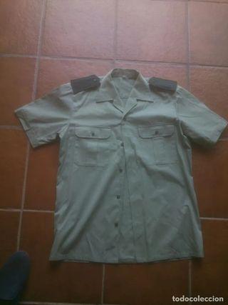 camisa Guardia Civil