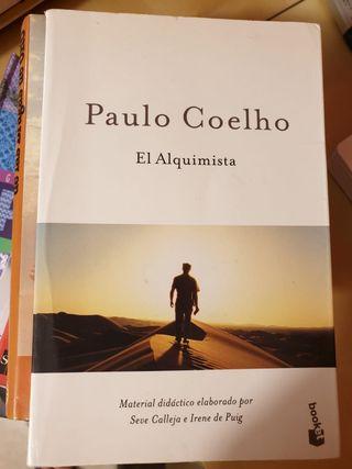 """Libro """"El alquimista"""""""