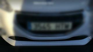 Parrilla inferior Peugeot 208 desde 2012 a 2017