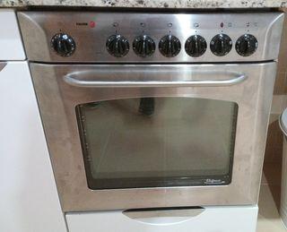 horno, Vitro y microondas.
