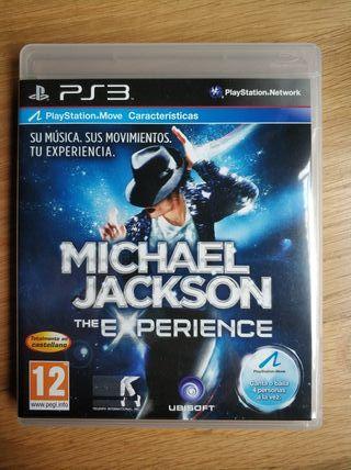 Michael Jackson the Experience para PS3