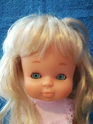 Muñeca Nuri de Famosa años 80