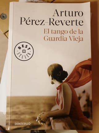 "Libro ""El tango de la guardia vieja"""