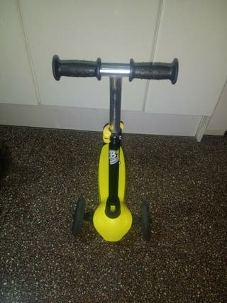 Patinete Scooter Oxelo B1
